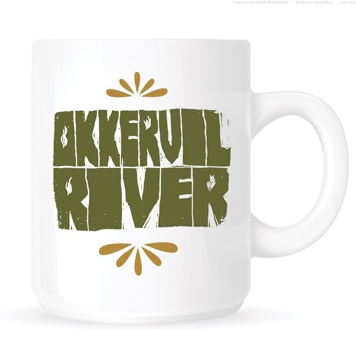 Okkervil River Coffee Mug