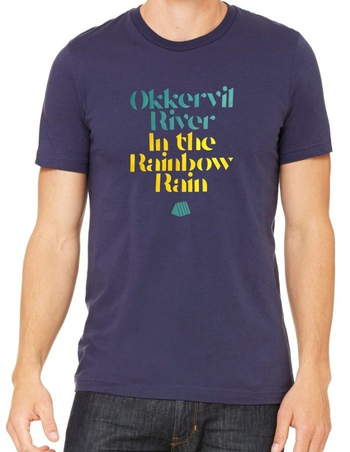 In The Rainbow Rain T