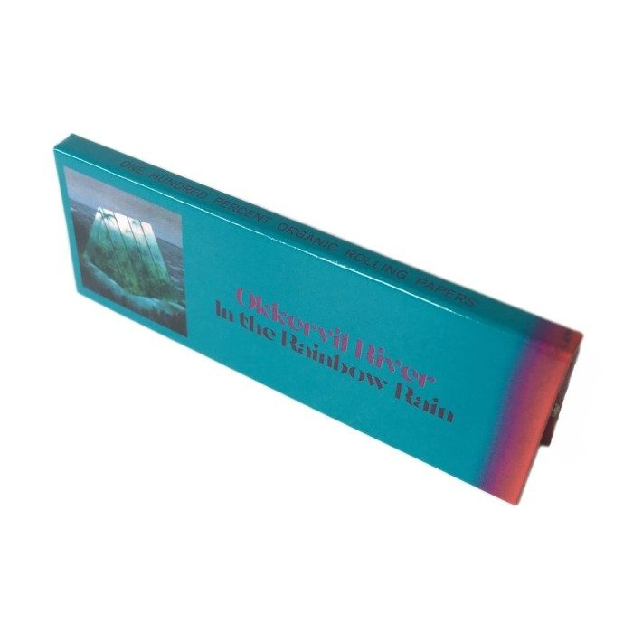 In The Rainbow Rain Custom Rolling Papers