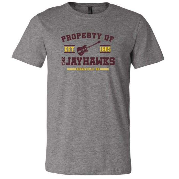 Property of The Jayhawks T-Shirt