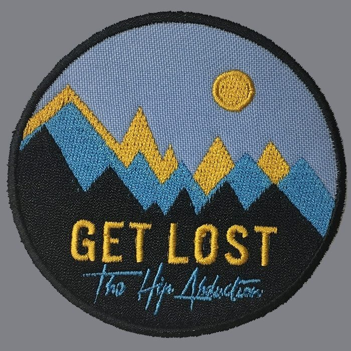 Get Lost Patch
