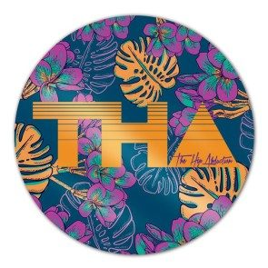THA Tropical Sticker