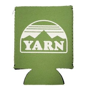 Yarn Collapsible Koozie