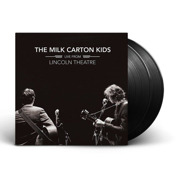 Live From Lincoln Theatre 2LP