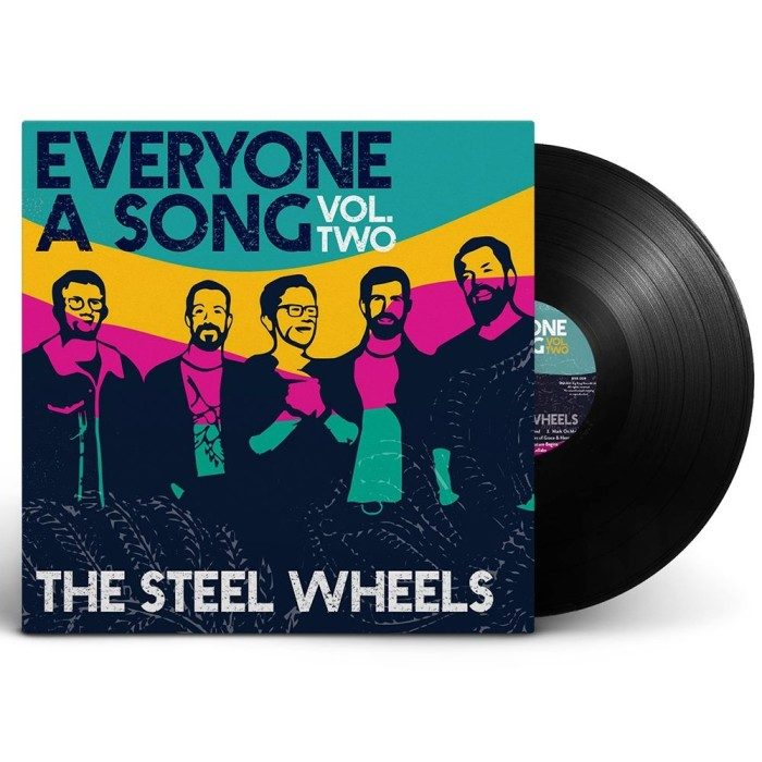 [PRE-ORDER] Everyone A Song Vol.Two LP