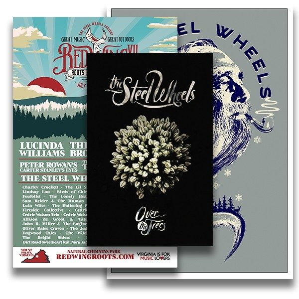 Over The Trees Poster Package + LP or CD
