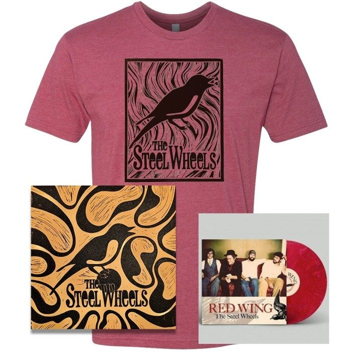 Red Wing 10th Anniversary 2LP Bundle