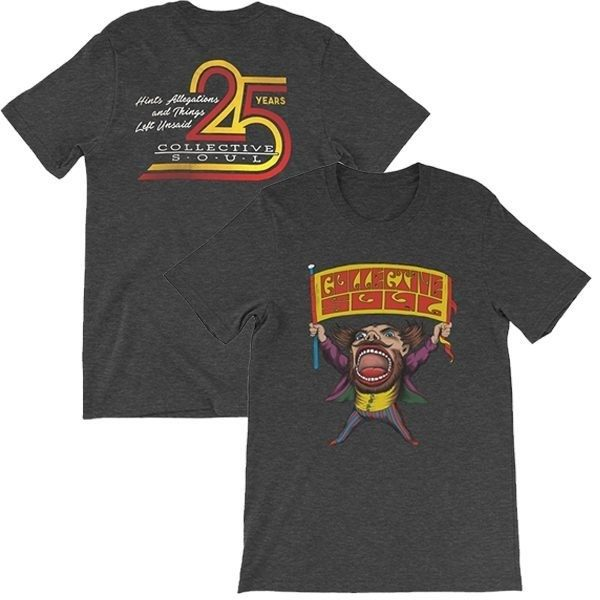 Hints 25th Anniversary T