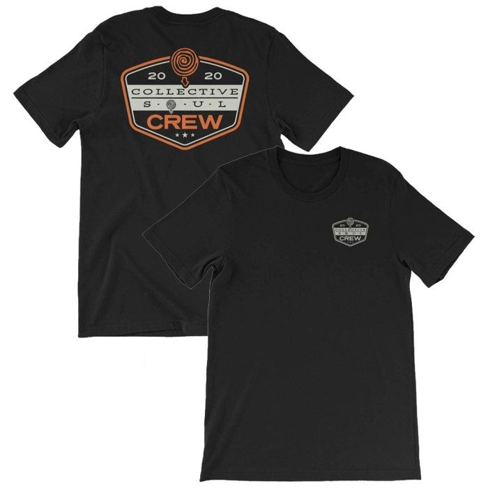 Collective Soul 2020 Crew T