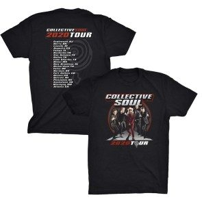 Collective Soul 2020 Tour T