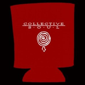 Collective Soul Logo Can Koozie