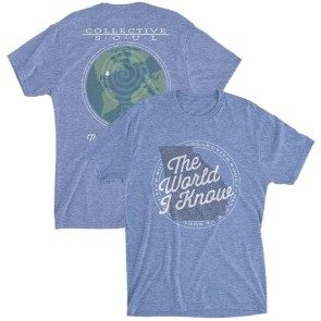 The World I Know Tour T