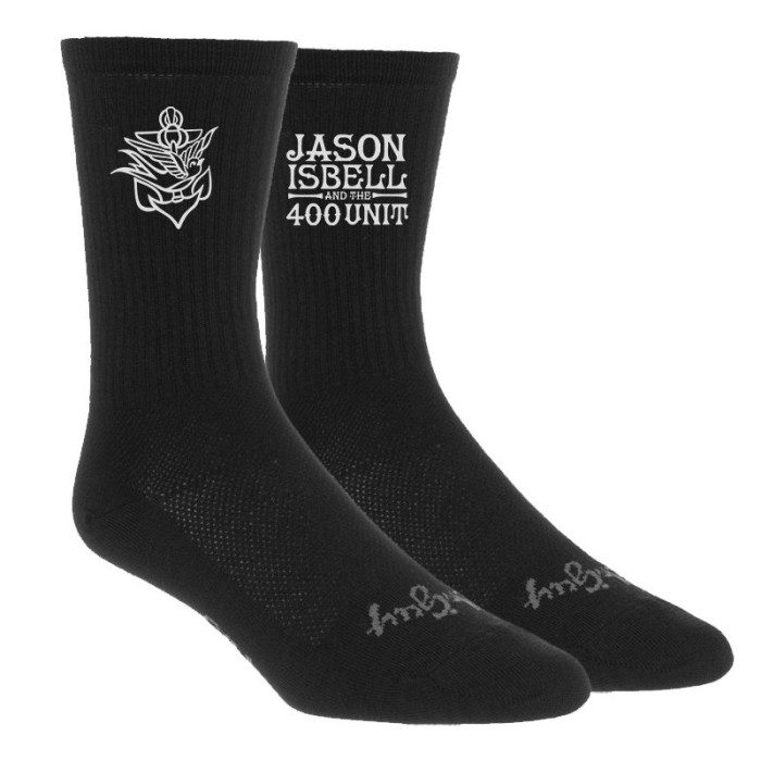 Jason Isbell and the 400 Unit Anchor Socks