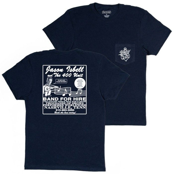 Band For Hire Pocket T