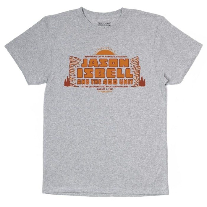 The 2021 Red Rocks T
