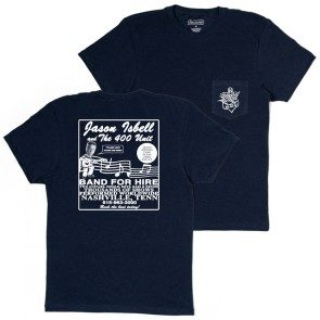 [PRE-ORDER] Band For Hire Pocket T