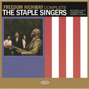 The Staple Singers - Freedom Highway Complete 2LP