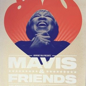 Mavis & Friends 2019 Poster