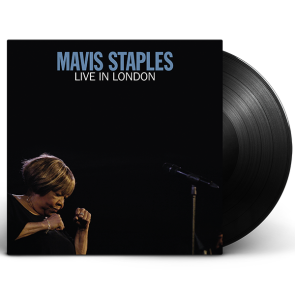 Mavis Staples - Live in London LP