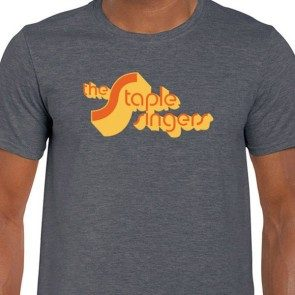 The Staple Singers Logo T