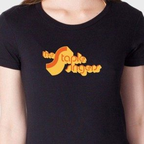 Women's Staple Singers Logo T