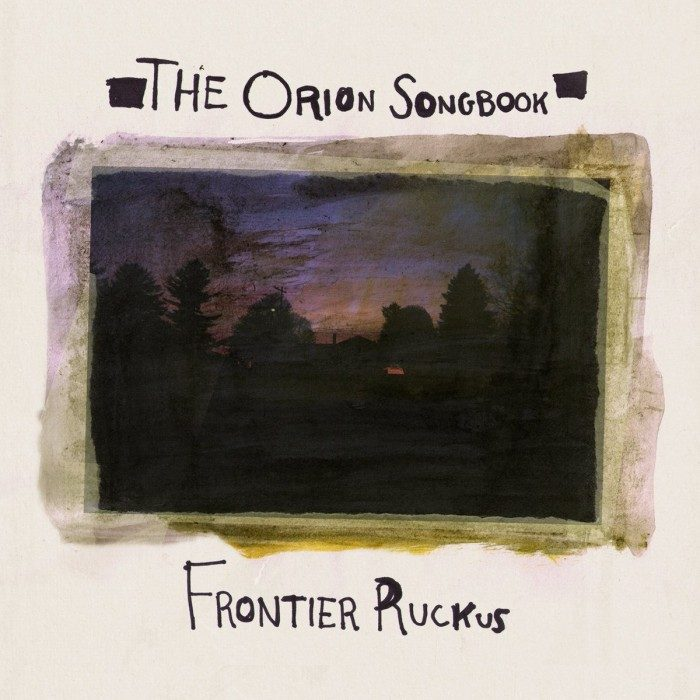 The Orion Songbook CD
