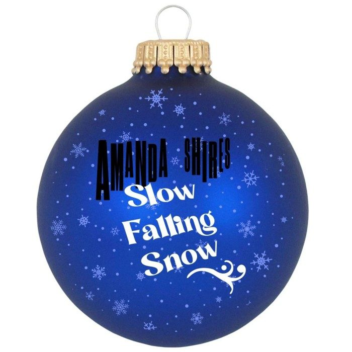 [PRE-ORDER] Slow Falling Snow Christmas Ornament