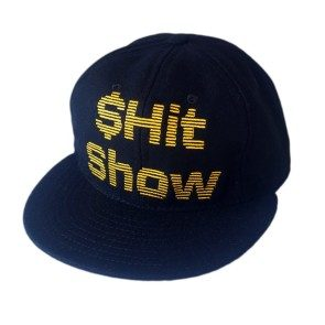 [SHIPPING IN NOVEMBER] $Hit Show Ebbets Field Cap