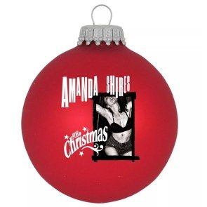 [PRE-ORDER] For Christmas Red Christmas Ornament