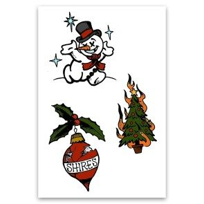 [PRE-ORDER] Questionable Christmas Tattoos
