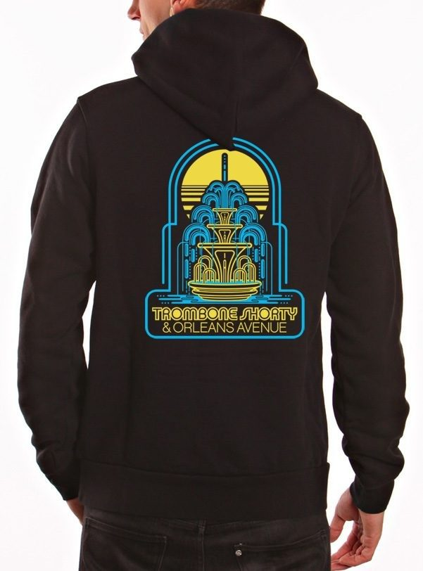 Fountain Hoody
