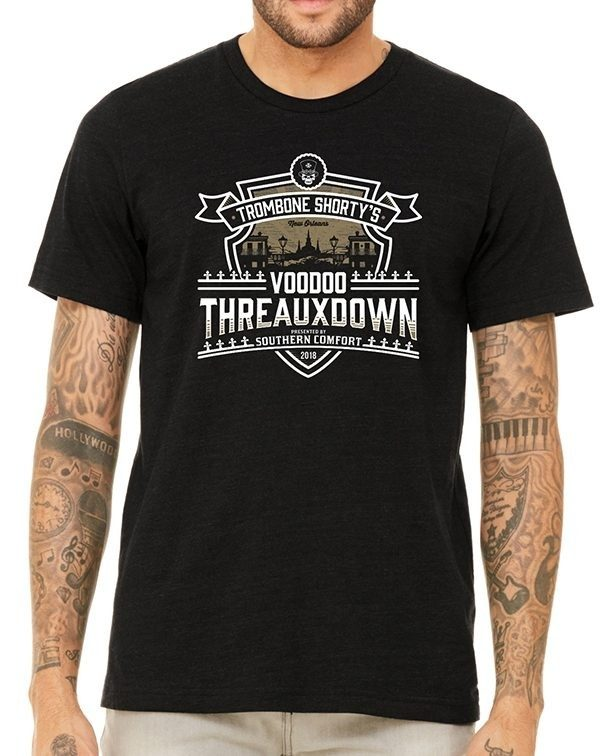 2018 Voodoo Threauxdown Shield T