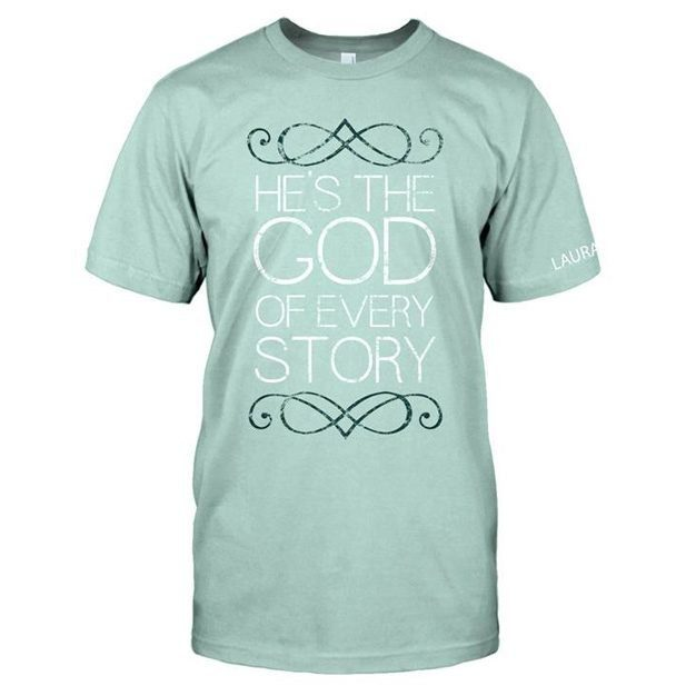 Mint God of Every Story T