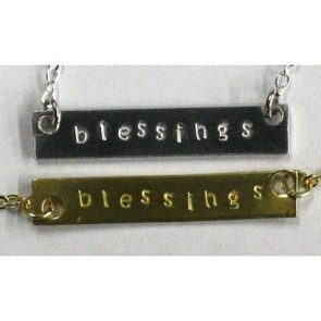 Blessings Necklace