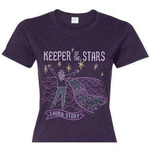 Women's Keeper of the Stars T