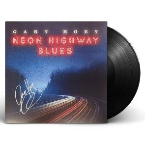 Neon Highway Blues AUTOGRAPHED LP