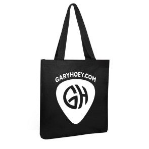 Gary Hoey Pick Tote Bag
