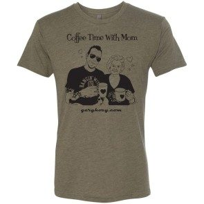 Coffee Time With Mom T-shirt