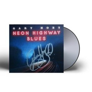 Neon Highway Blues AUTOGRAPHED CD
