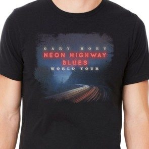 Neon Highway Blues T