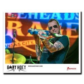 Autographed Gary Hoey Photo (2019)