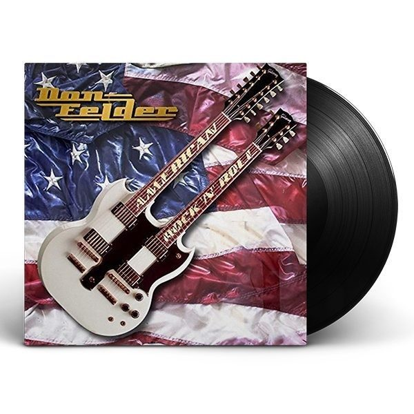 American Rock 'N' Roll LP (Autographed)