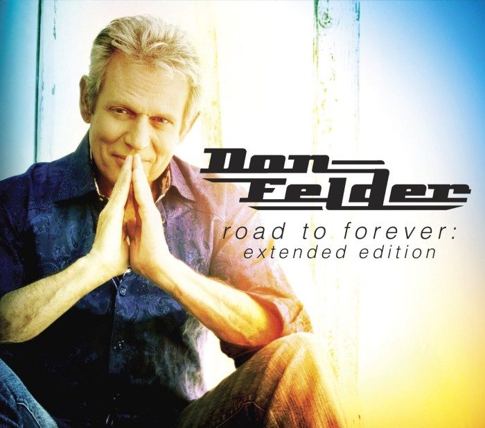 Autographed Road to Forever Extended Edition CD