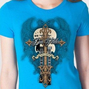 Women's Don Felder 2014 Tour T