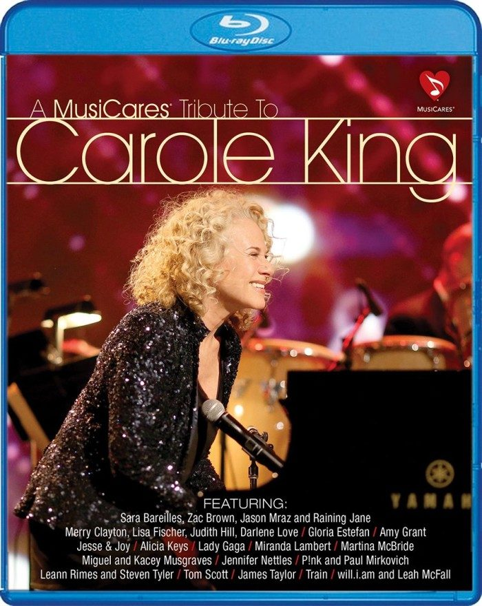 A MusiCares Tribute To Carole King Blu-Ray