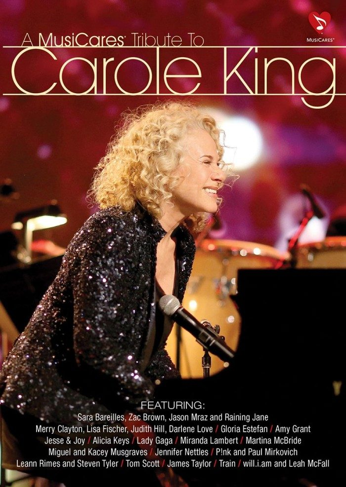A MusiCares Tribute To Carole King DVD