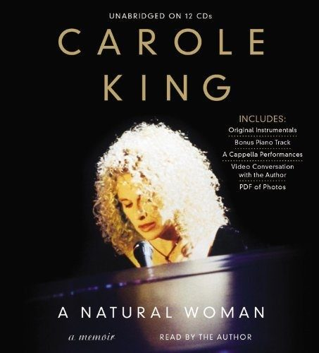 A Natural Woman: A Memoir (Audiobook)
