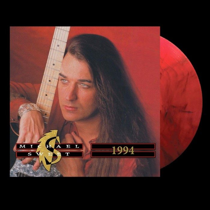 Michael Sweet 1994 Vinyl LP
