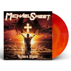 Reborn Again LP, Sunburst Vinyl