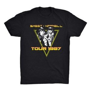 Sweet-Harnell Tour 1987 T